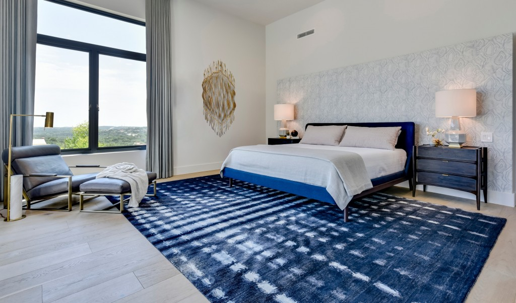 Britt Design Group master bedroom