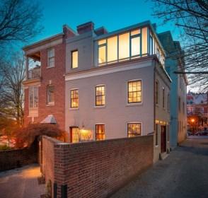 Gardner Architects' DC Coach House Redux