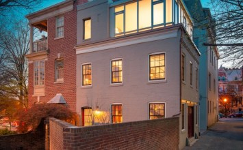 Gardner Architects' DC Coach House Redux