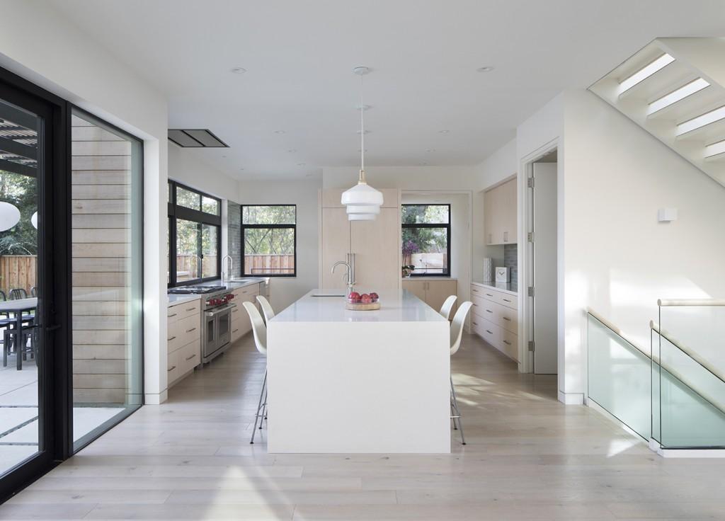 John Lum Architecture kitchen