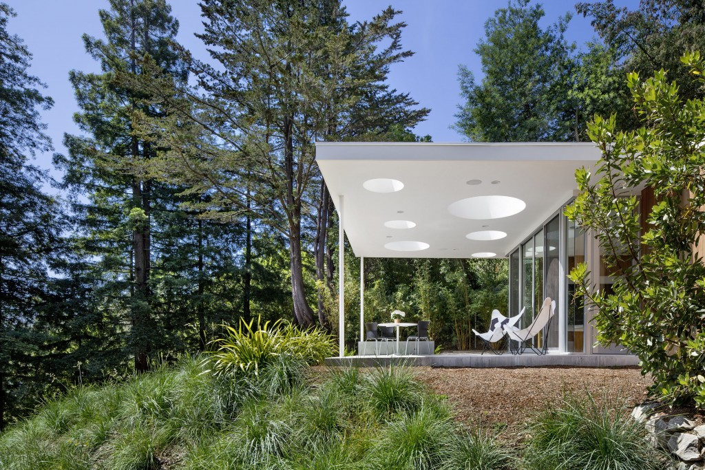Turnbull Griffin Haesloop Architects Porch