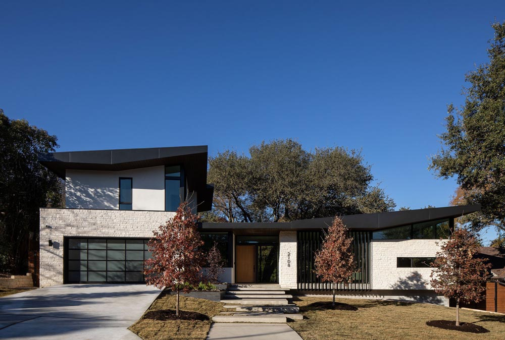 FIA Homes Coxist Studio 2021 Austin Modern Home Tour