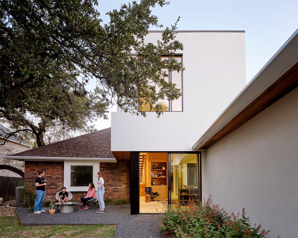 Matt Fajkus Architecture 2021 Austin Modern Home Tour