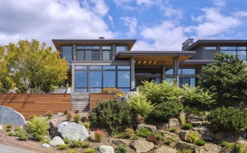 Baylis Architects' House of Balanced Energy in Seattle