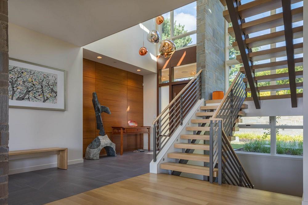 Baylis Architects foyer