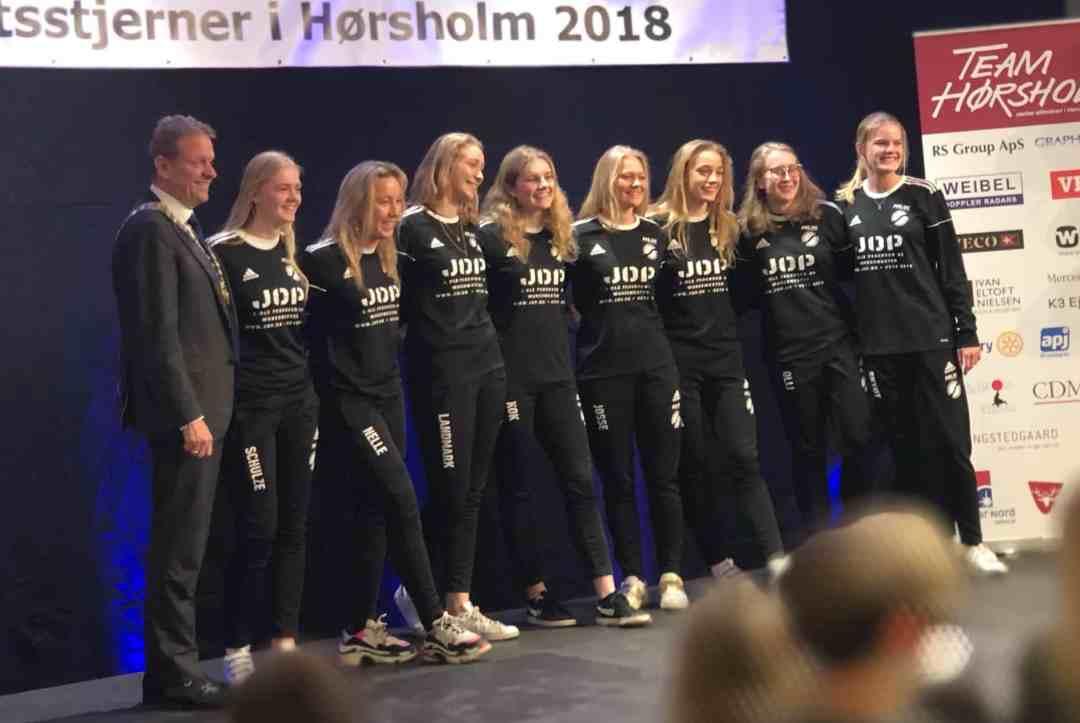 Hørsholm Idrætsstjerner 2018