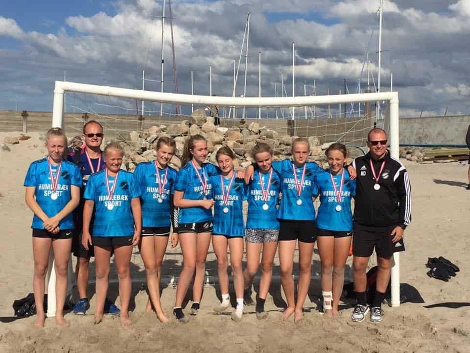 2016 Beach Hornbæk sølv
