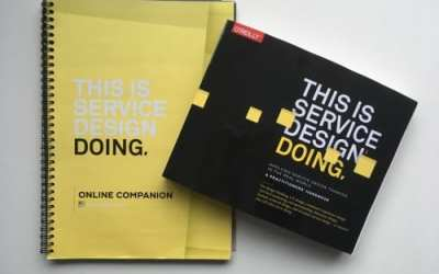 "Ya a la venta ""This is Service Design Doing"", de los creadores de la Jam"