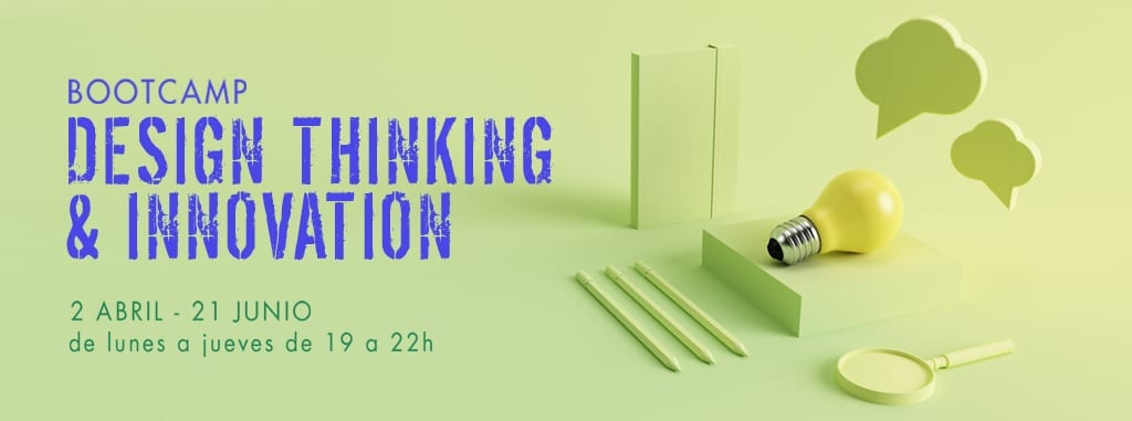 Bootcamp design thinking & innovation