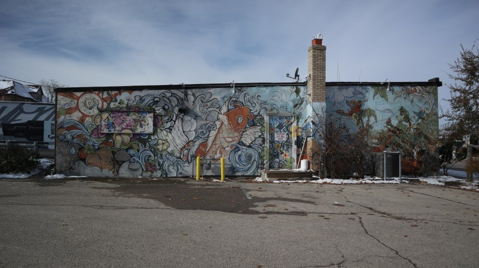 Graffiti E2