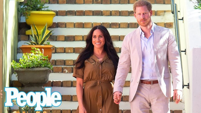 Meghan Markle and Prince Harry Surprise Texas Women's Shelter Damaged in Winter Storm   People