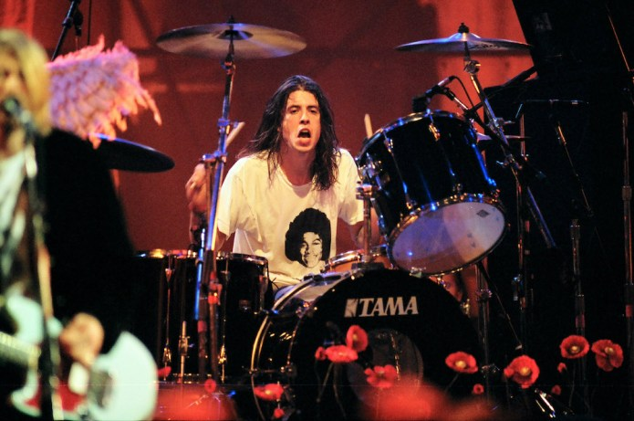 Dave Grohl Admits He Was 'Ripping Off' Disco Drummers While Recording Nevermind