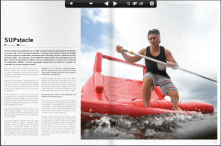 Supstacle_Coverage Sup mag Spain