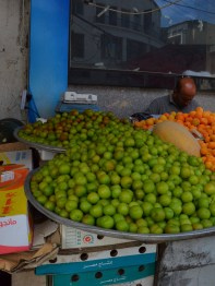 Sour Green Plums - also used in Kashmiri cooking!