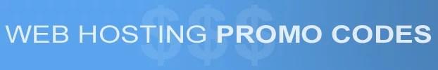 Web Hosting Promo Codes for 8/12