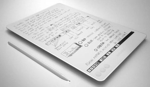 NoteSlate – A Minimalist Tablet or Vaporware?