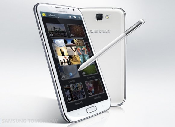 Samsung Galaxy Note II – Great for Online Gaming