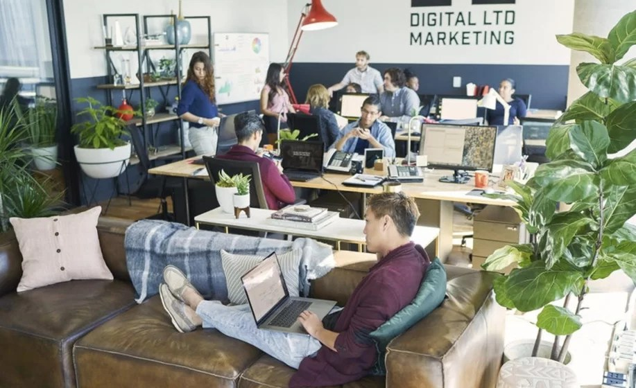 The Rising Popularity of Coworking Spaces