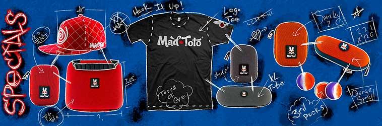 Mad Toto Specials Header