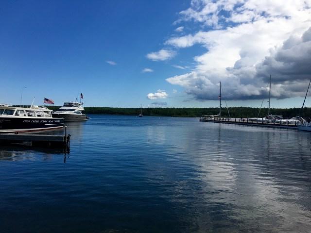 Fish Creek Harbor