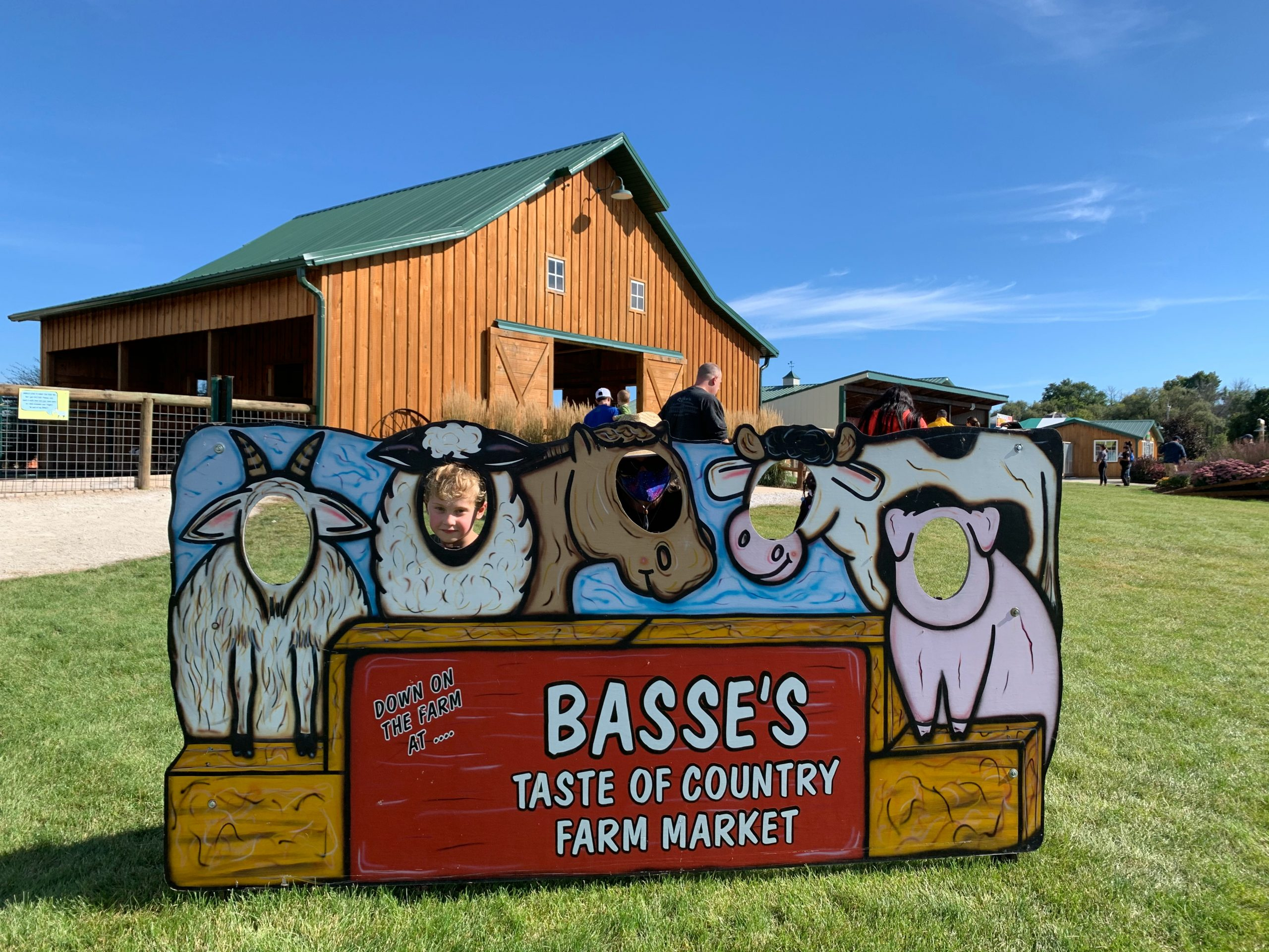 Fall Fun at Basse's Taste of Country