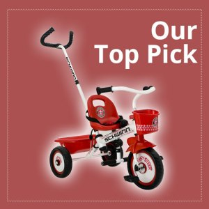 a074acdd616 Best Toddler Tricycle With Push Handle | Mad Triker