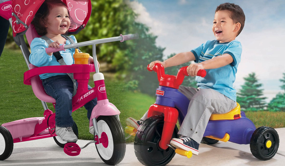 Best Tricycle For 18 Month Old Our Picks Mad Triker