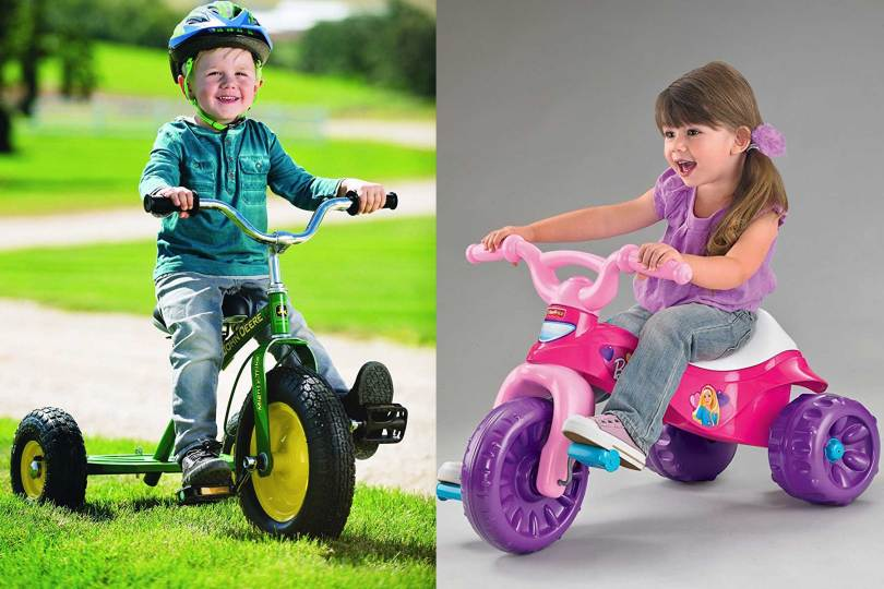Best Tricycle For 3 Year Old Toddlers: Top Picks & Reviews | Mad Triker