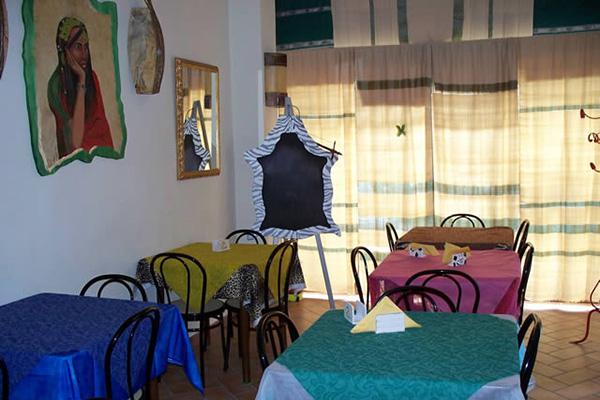 10 ristoranti etnici da provare a Firenze  1 Il Corno dAfrica ristorante africano
