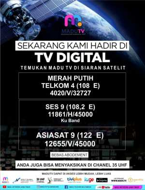TV DIGITAL MADU TV