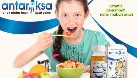 Bahan Alami Sebagai Suplemen Penambah Nafsu Makan Anak