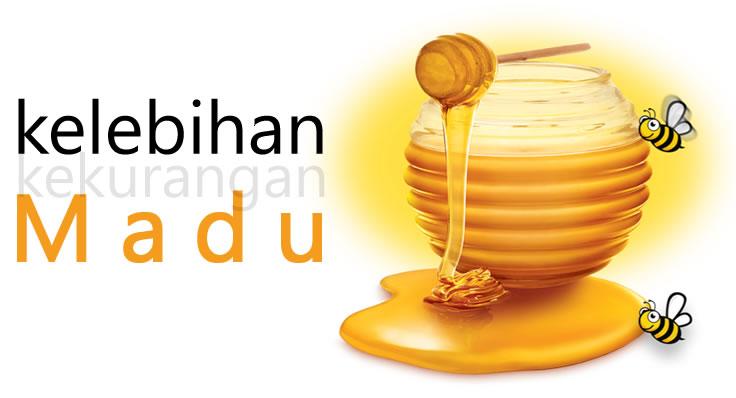 kelebihan madu untuk anak