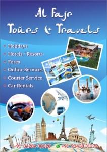 AL FAJR TOURS AND TRAVELS