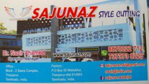 Sajunaz Style Cutting
