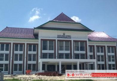 Rp 17,1 M Untuk Kelanjutan Pembangunan Gedung Baru DPRD Bangkalan