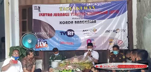 Ikatan Jurnalis Televisi Indonesia (IJTI) Korda Bangkalan Terbentuk