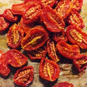 Semidries tomater