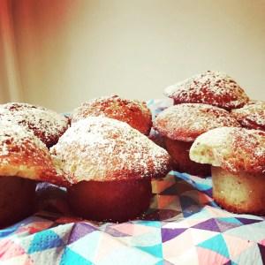 Stikkelsbærmuffins muffins