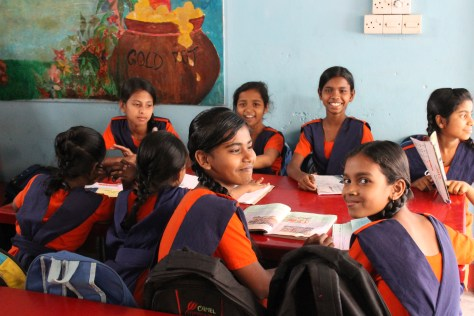 Education in Bangla and English from kindergarten!
