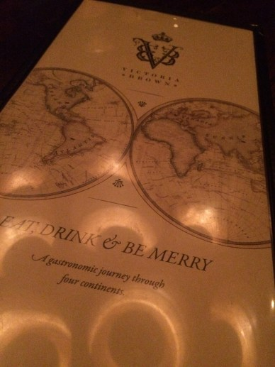 Eat, drink, and be merry on four continents.
