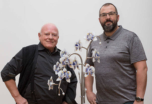 Bruno Teot & Frédéric Demoisson - Mad Verrerie D'Art | Frédéric Demoisson