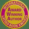 International Latino Book Awards badge