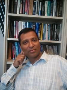 Author Amit Verma