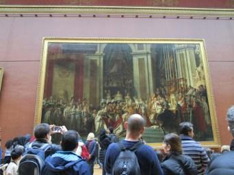 The Coronation of Napolean