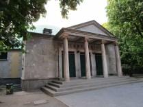 Milan's planetarium, which I did not get to visit :(