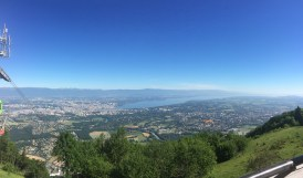 A view of Geneva from above!