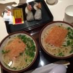 【羽田空港】アートデリキッチン (ART DELI KITCHEN)、きつねうどんを食べてきた【沖縄旅行】