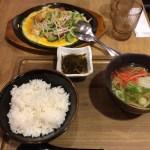 【南行徳】沖縄食堂 たけとみや 南行徳店で、ゴーヤチャンプルー定食を食べてきた。