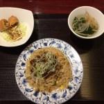 【錦糸町】風龍 錦糸町店 (フーロン)、オリナスモール4Fにある中華屋さんで定食(ランチ)を食べてきた。