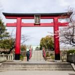 【亀戸】2017年1月1日 亀戸天神社にて、あゆの塩焼きを食べてきた【初詣】
